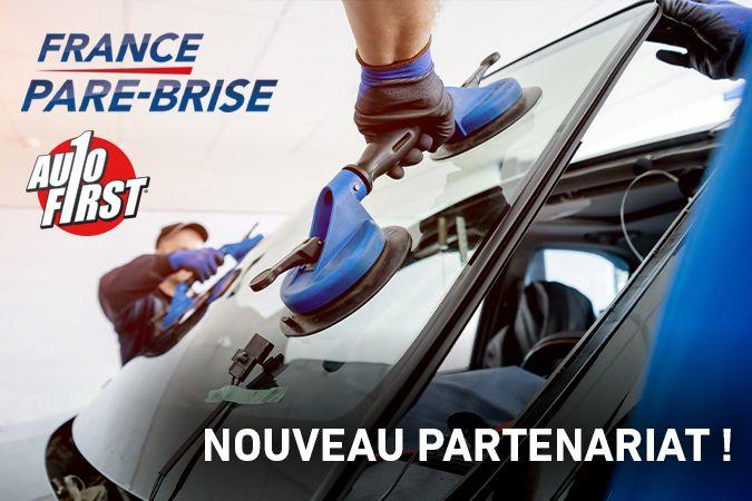 Partenariat avec France Pare-Brise